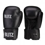 Blitz Standard Leather Boxing Gloves